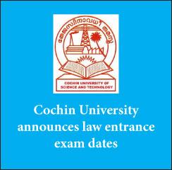 CUSAT CAT Law: Cochin University to conduct online exam; announces exam dates