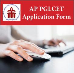 AP PGLCET Application Form 2017