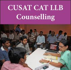 CUSAT CAT LLB Counselling 2017