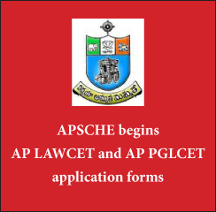 AP LAWCET and AP PGLCET 2017 application begins; Apply before March 18
