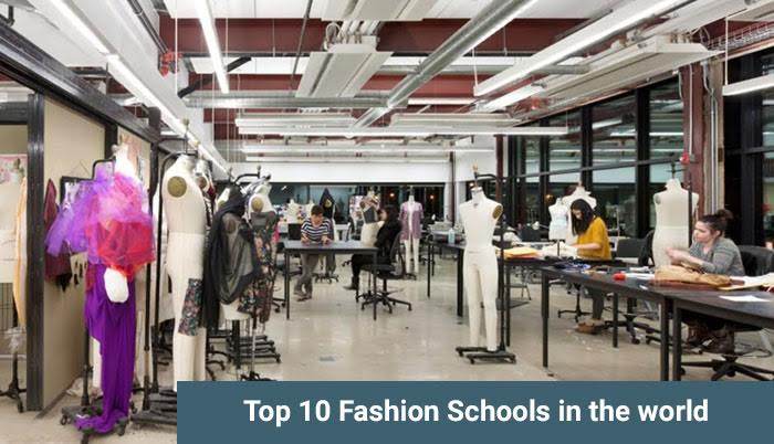 Top 10 Fashion Schools In The World Check The List Here