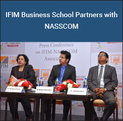 IFIM Business School partners with NASSCOM to offer training in Big Data and Business Analytics