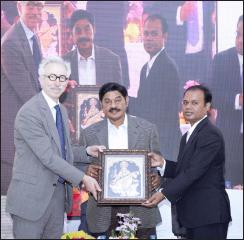 SRM-AP Amaravati Academic Programme Inaugurated!