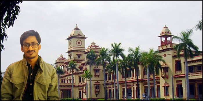 Experience campus life at IIT BHU with Sankalp Gupta