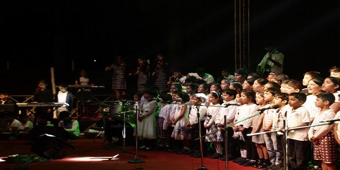India's Best Schools: Vishwashanti Gurukul imbibing Indian values
