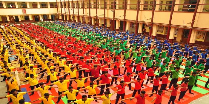 India's Best School: Kendriya Vidyalaya, Pattom, Thiruvananthapuram adopts the DEAR Mantra