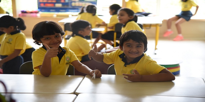India's Best School: At Oberoi International School, happiness is the mantra