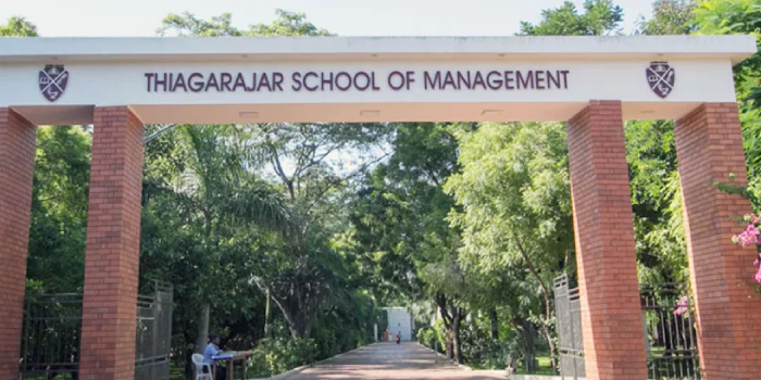 Thiagarajar School of Management announces MBA/ PGDM admissions 2018