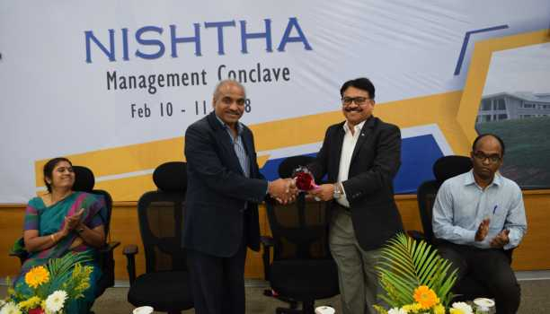 IIM Trichy conducts Annual Management Conclave Nishtha