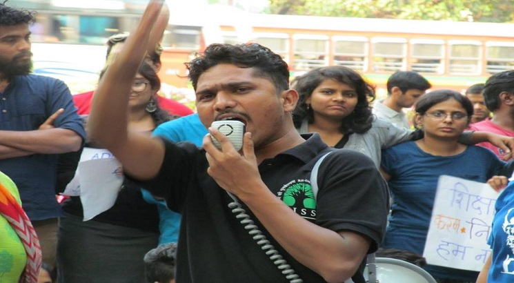 TISS students demand revival of fee waiver for SC/ST students