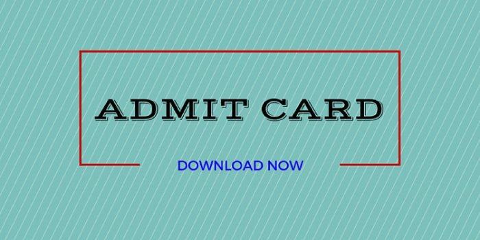 Allahabad University Admit Card 2018