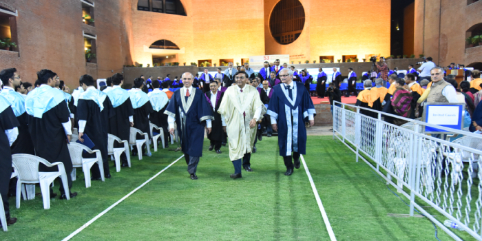 IIM Ahmedabad conducts 53rd Annual Convocation for 2016-18 batch