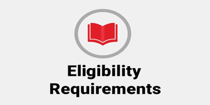 CAT Eligibility Criteria 2018