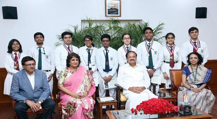 DPS RK Puram to represent Asia at International Space Settlement Design Competition