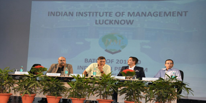 IIM Lucknow inaugurates 34th batch of MBA and 15th batch of MBA-ABM students