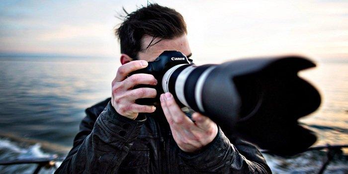 Career as a Photographer