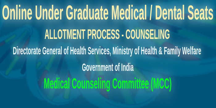 Know all about NEET 2018 Counselling Round One Result