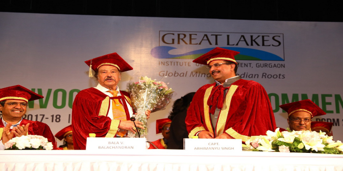 Great Lakes Gurgaon Holds Seventh Annual Convocation