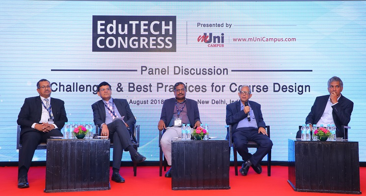 mUni campus successfully concludes 2nd edition of EduTech Congress in Delhi