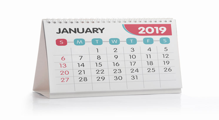 JEE Main 2019 to be conducted on January 6, 12, 13, 19 & 20