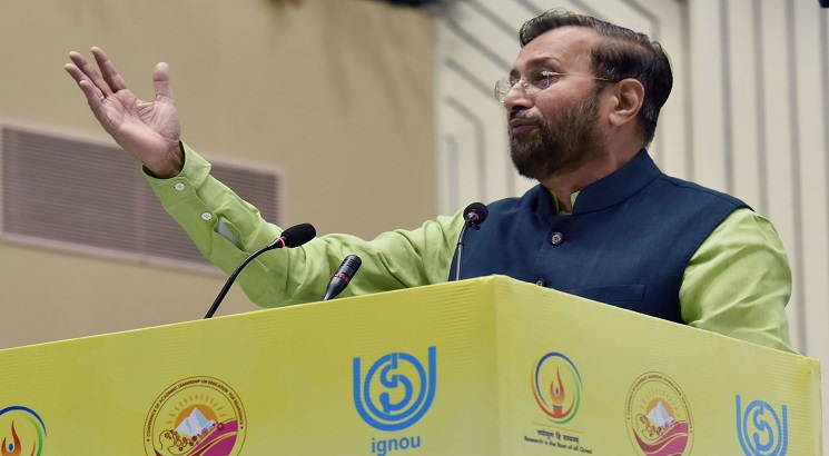 Govt aims to produce quality and pure research, says Javadekar
