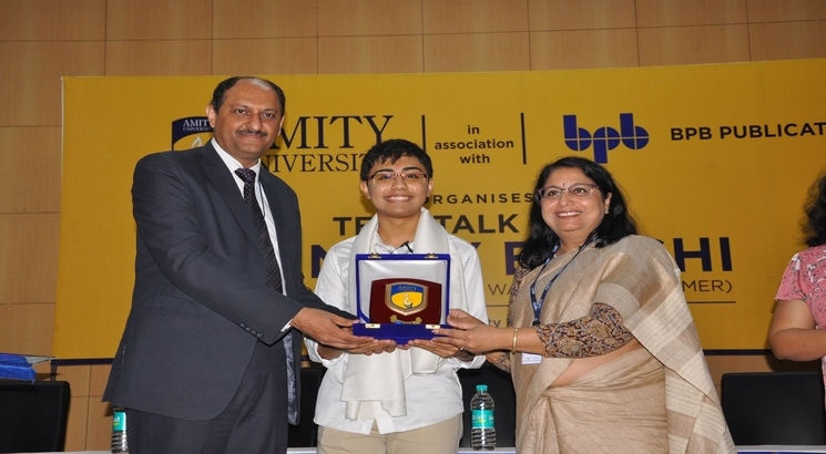 Coding needs to be a part of school curriculum, says youngest coder Tanmay Bakshi