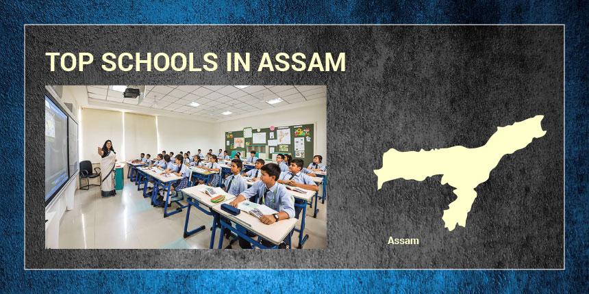 Top Schools in Assam 2019