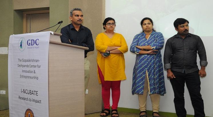 IIT Madras Gopalakrishnan-Deshpande Centre trains 2nd cohort of entrepreneurs under I-NCUBATE program