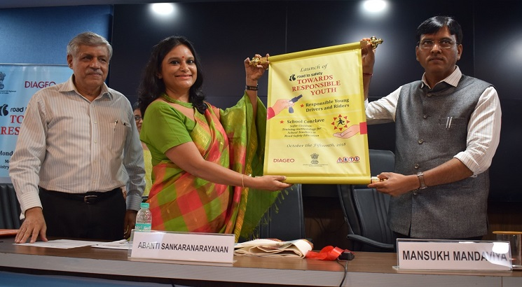 Ministry of Road Transport & Highways launches 'Road to Safety – Towards Responsible Youth' Programme for University Students