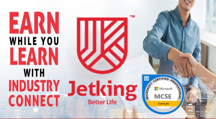 Microsoft Certified Solutions Associate course introduced by Jetking