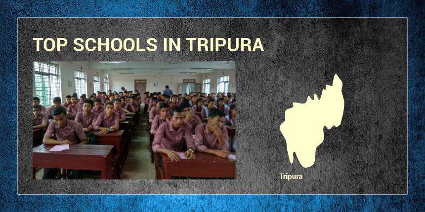Top schools in Tripura 2019