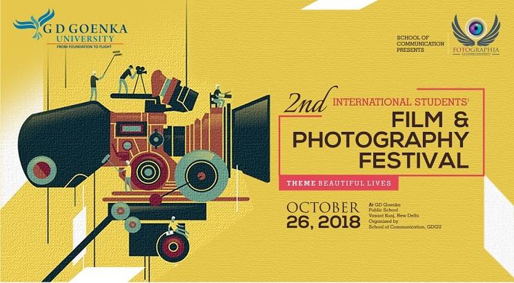GD Goenka University to host 2nd edition 'Fotographia 2018'