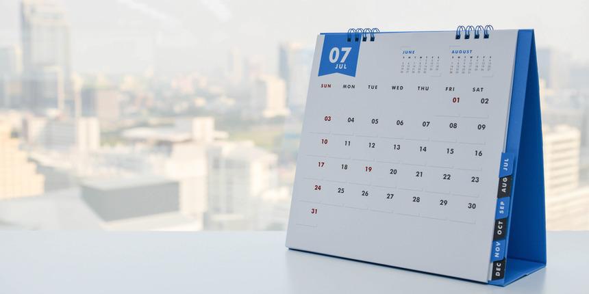 AMU BA LLB Important Dates 2020