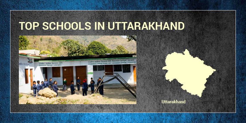 Top Schools in Uttarakhand 2019