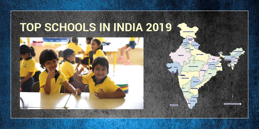 Top Schools in India 2019