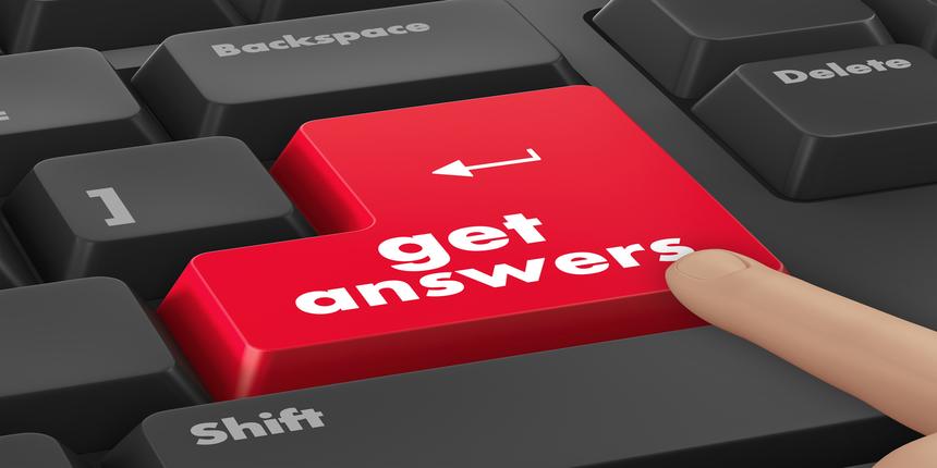 NEET Official Answer Key 2020