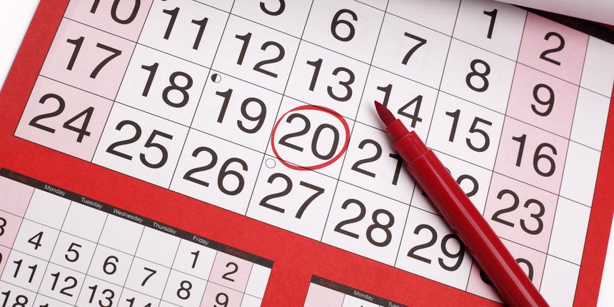 BVP CET Law Important Dates 2020