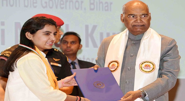 President expresses concern over poor representation of girls in technical institutions