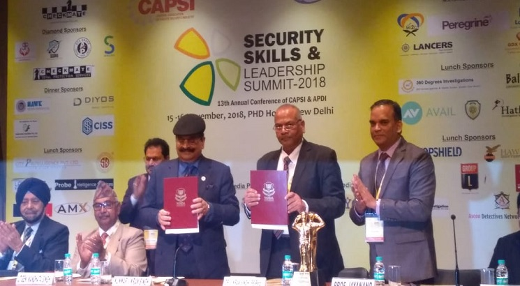 CAPSI to launch BBA in security management with Noida International University