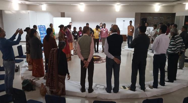 Heritage Group of Schools conducted 'Ekal Vidyalaya Teacher Training Workshop' for teachers