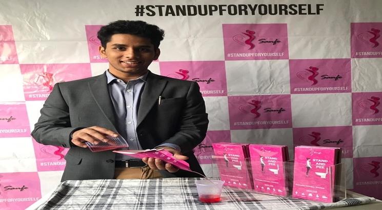IIT Delhi startup launches Sanfe- Sanitation for Female device