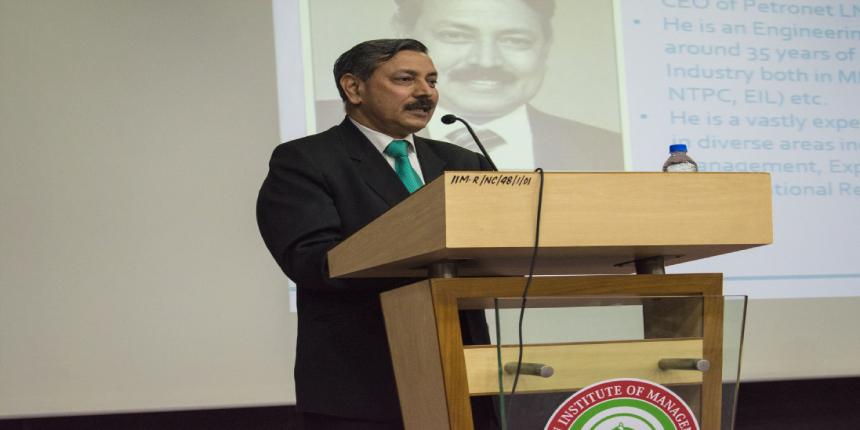 IIM Rohtak celebrates Tenth Foundation Day on November 16