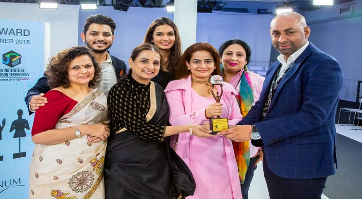 Students of JD Institute of Fashion Technology  Shine at India Fashion Week