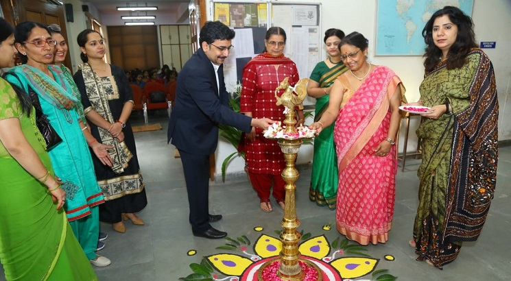 Maitreyi College organizes National Workshop on Intellectual Property Rights