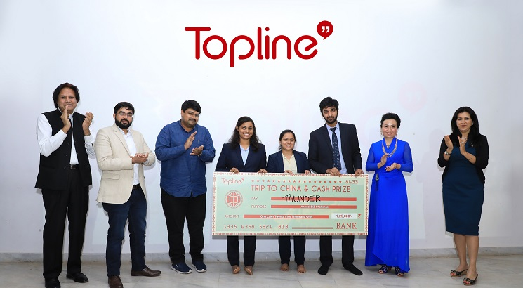 Topline Consulting launches annual Biz Challenge at Micanvas 2018