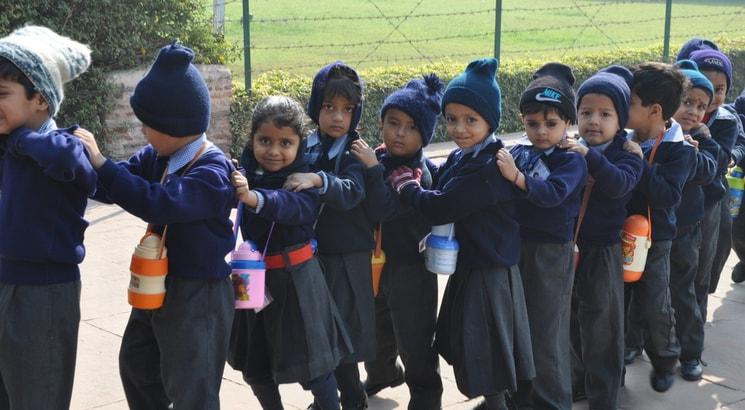 Children above 5 yrs cannot enrol at nursery level in Delhi