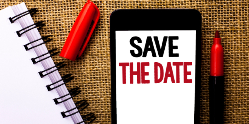 IPMAT Important Dates 2019