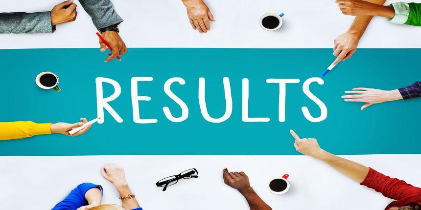 GUJCET Result 2019