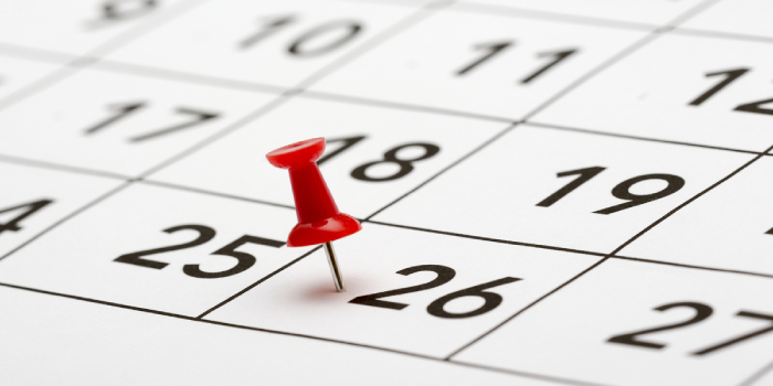 OJEE MBA Important Dates 2019