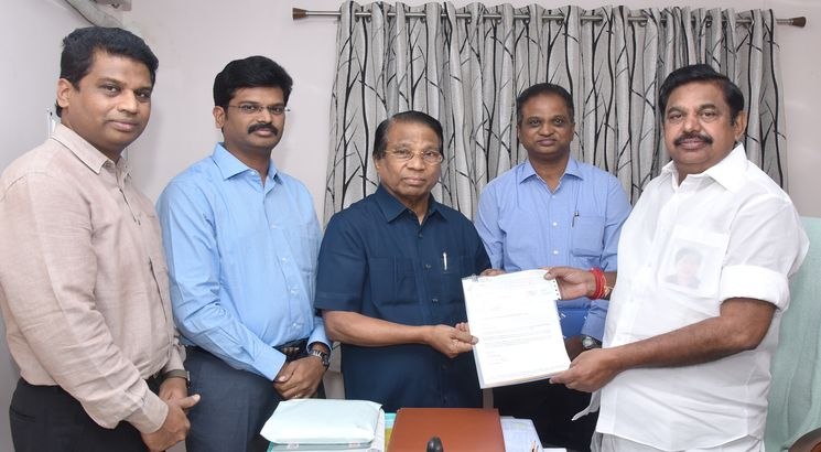 VIT donates Rs 1.25 cr for victims of Gaja cyclone